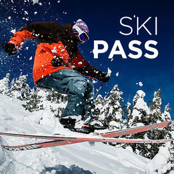 Purchase your ski pass online