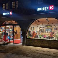 Pazzi Sports magasin SKISET